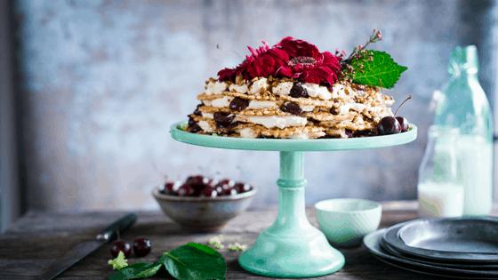dessert plate not healthy