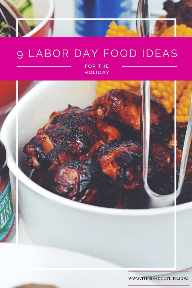 Labor Day Food