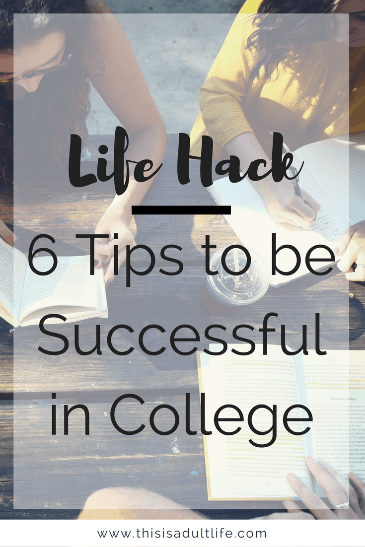 College Success Tips