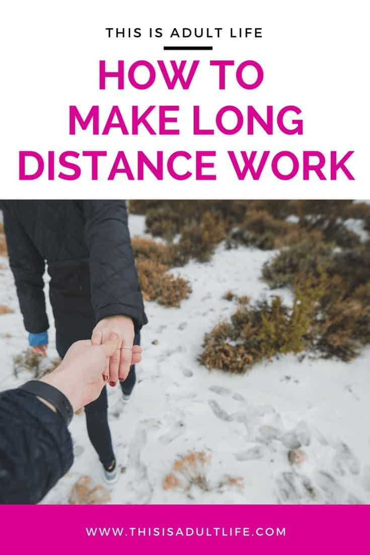 make long distance work