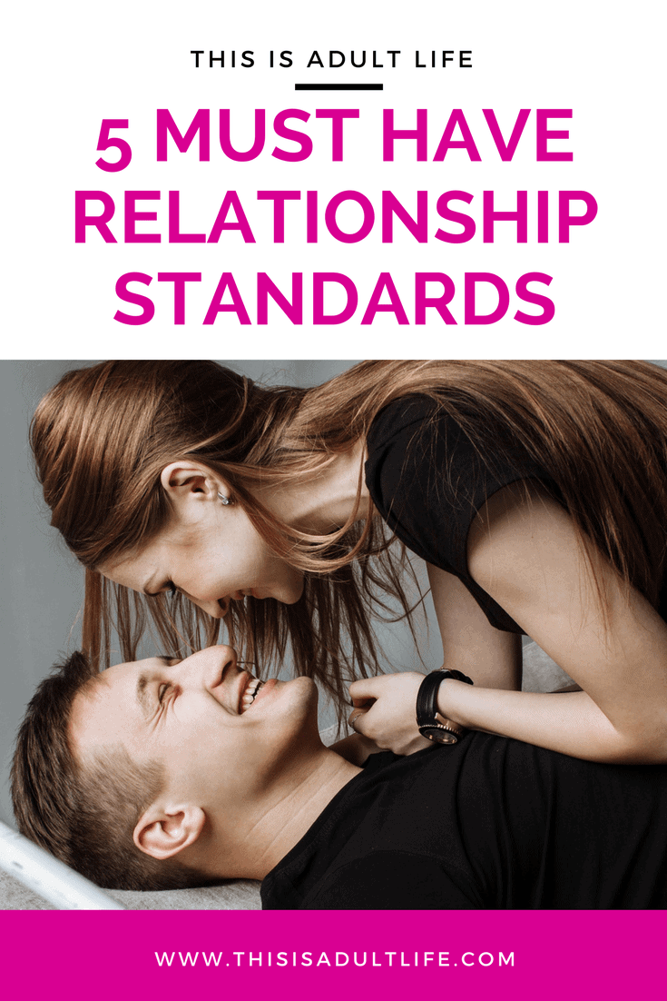 relationship-standard-musts