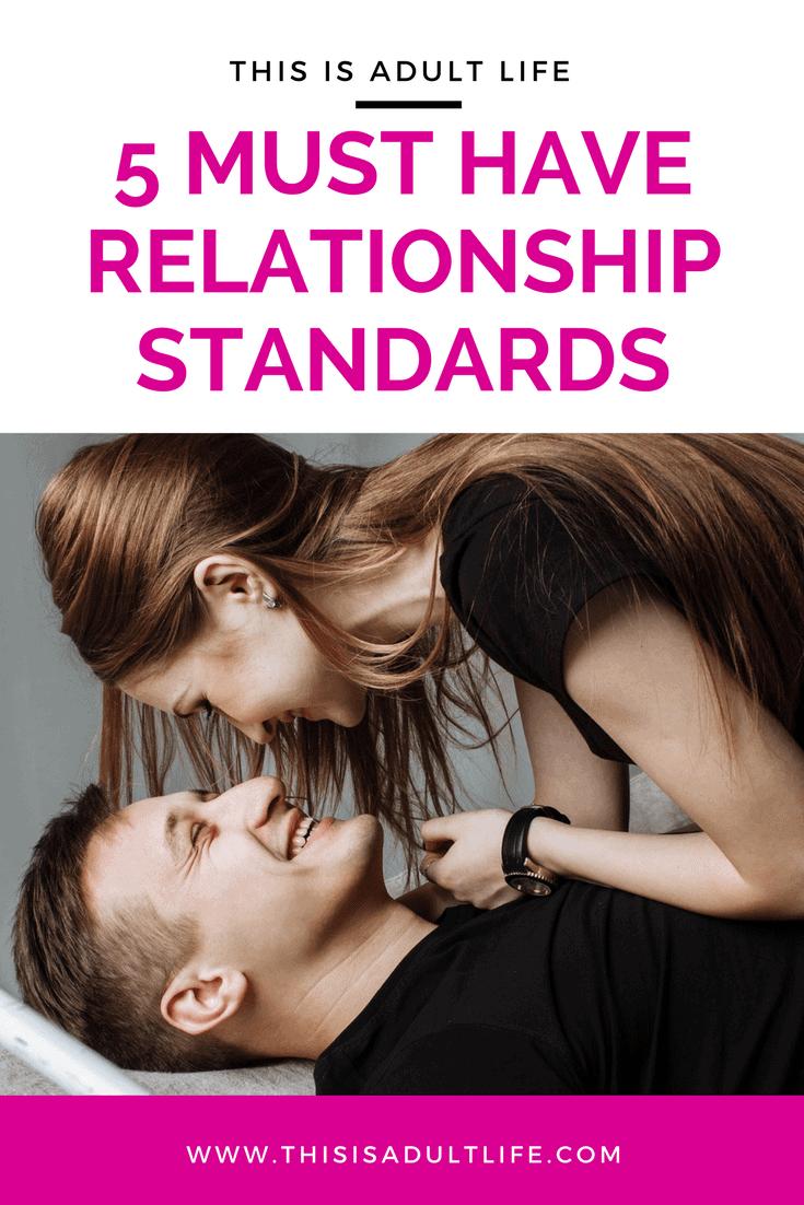 relationship-standard-musts