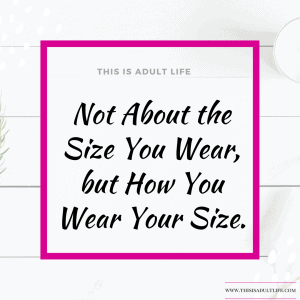 Size You Wear