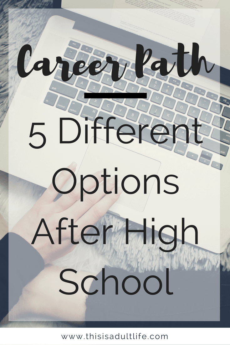Career Path After High School