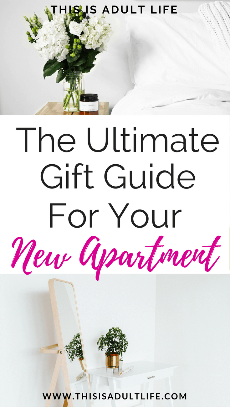 Ultimate Gift Guide for Your New Apartment