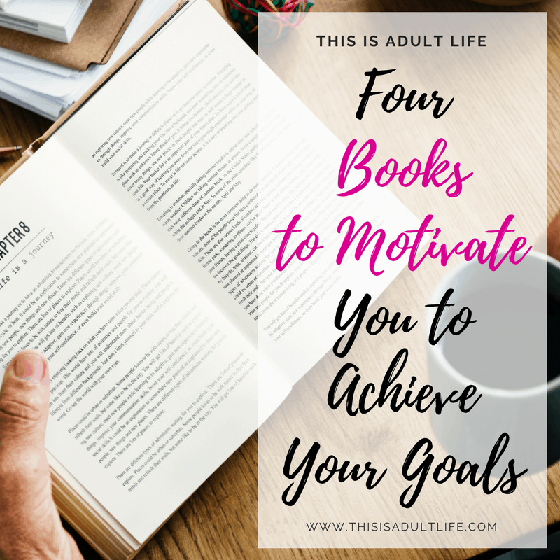 4 Books to motivate you