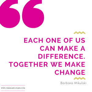 100 Quotes on Making a Difference