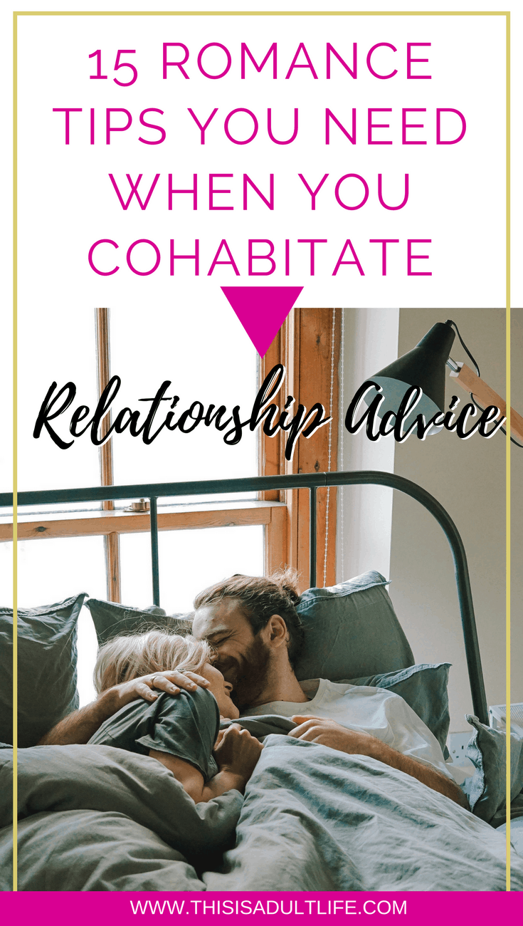 15 Romance Tips when you Cohabitate